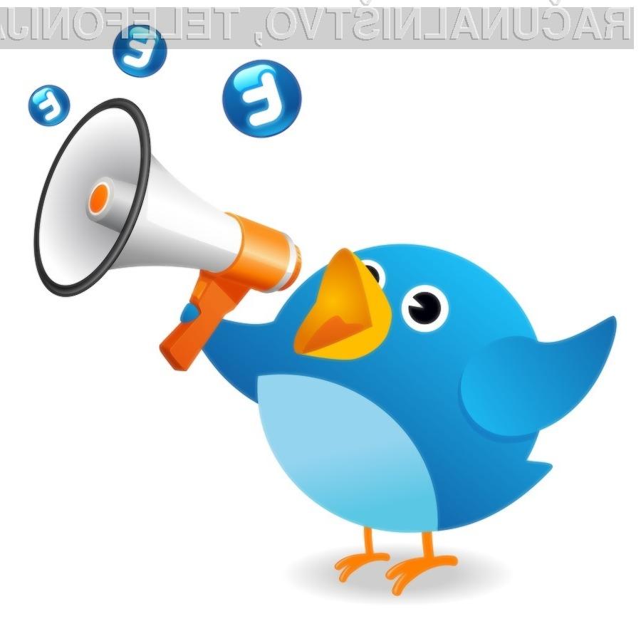 Twitter k omejitvi dolžine tvitov na 140 znakov kmalu ne bo več upošteval uporabniških imen in večpredstavnostnih vsebin.