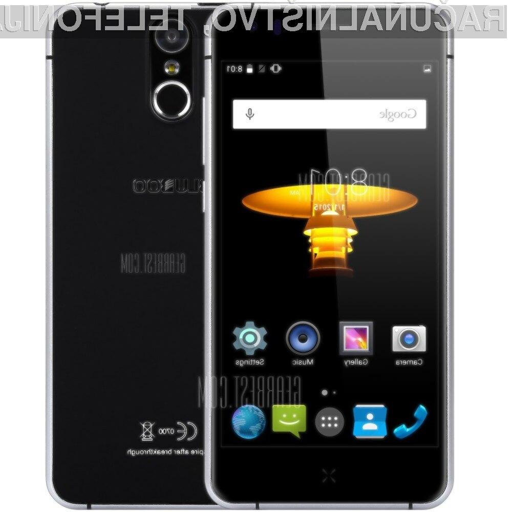 Pametni mobilni telefon BLUBOO X9 za malo denarja ponuja veliko!