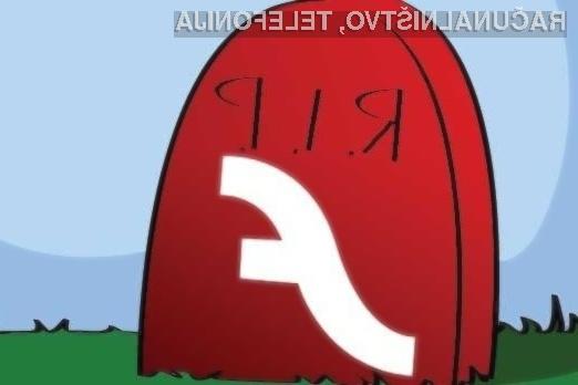 Tehnologija Flash naj bi se dokončno poslovila januarja 2016!