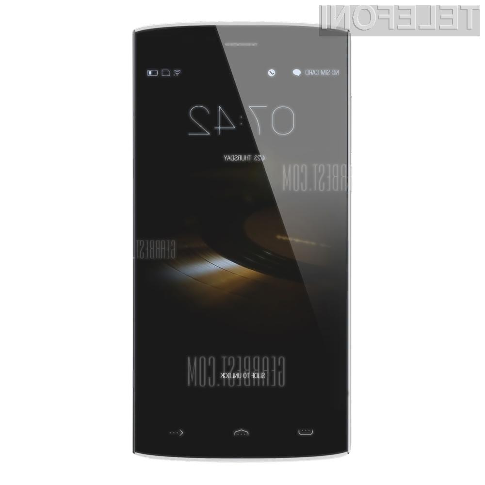 Pametni mobilni telefon HomTom HT7 Pro bo zlahka kos vsakdanjim opravilom!