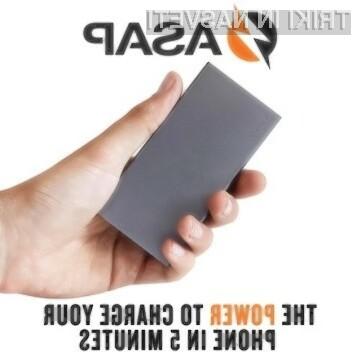 Najhitrejša prenosna baterija.