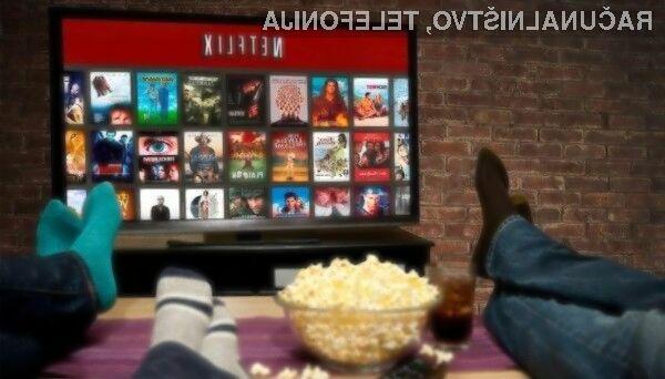 Uporabniški računi za Netflix so v računalniškem podzemlju zelo zaželeni!