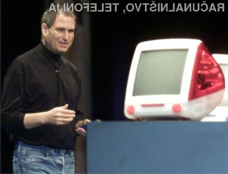 Črka »i« v imenih izdelkov podjetja Apple pomeni internet.