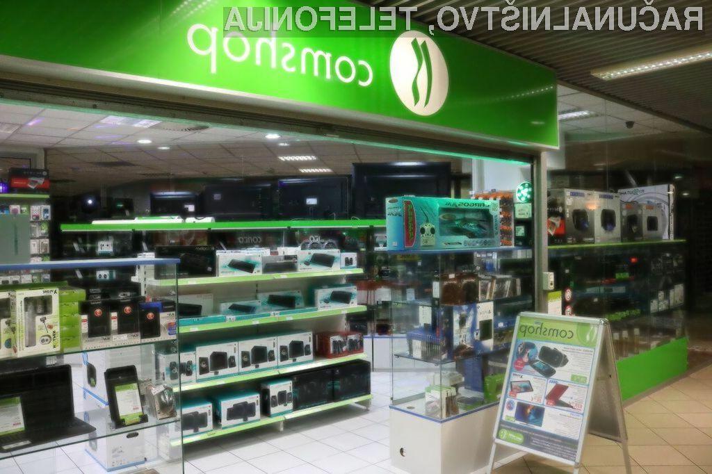 Comshop širi mrežo poslovalnic po Sloveniji, zdaj jih ima že šest (Foto Comshop)