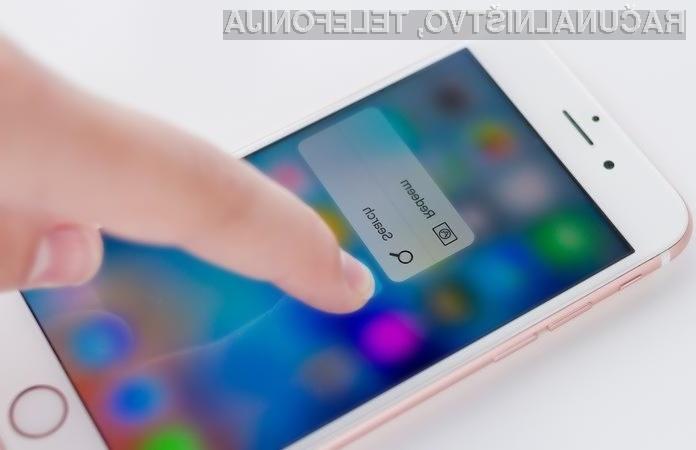 Operacijski sistem iOS 10 naj bi prinesel veliko novosti!