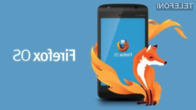 Mobilni operacijski sistem Mozilla Firefox OS še ne gre odpisati!