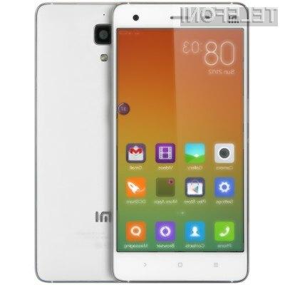 Mobilni telefon Xiaomi Mi4 Overseas Edition uporabljamo kjerkoli po svetu.