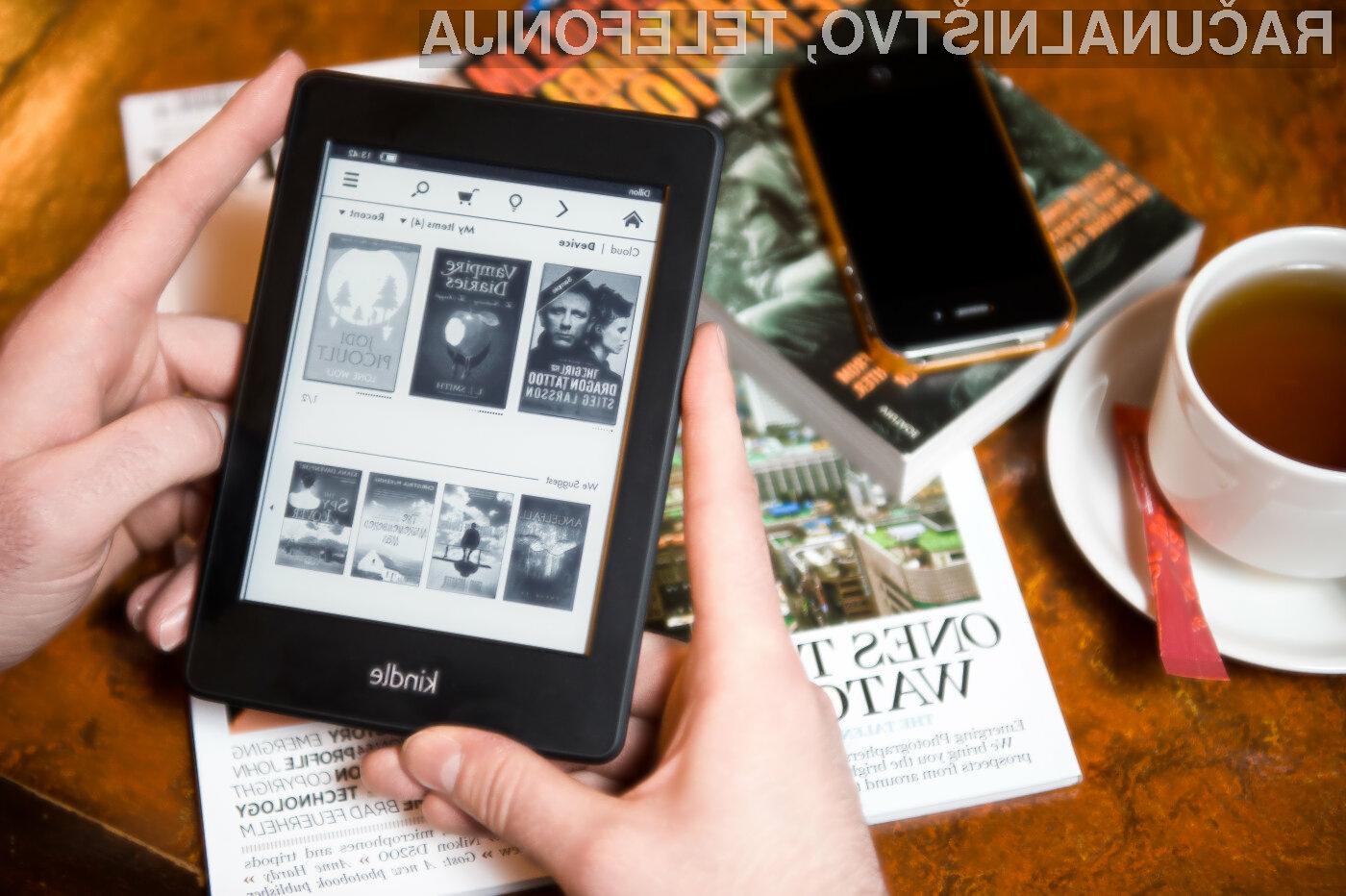 Čas za posodobitev bralnika Amazon Kindle se počasi izteka!