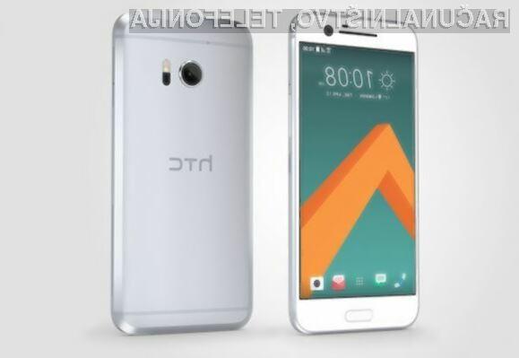 HTC bo s pametnim mobilnim telefonom 10 poskušal povrniti zaupanje med uporabniki storitev mobilne telefonije!