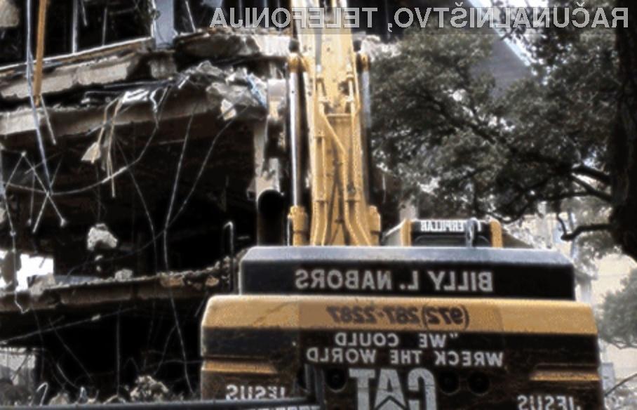 Ameriško gradbeno podjetje Billy L. Nabors Demolition je slepo zaupalo storitvi Google Maps.