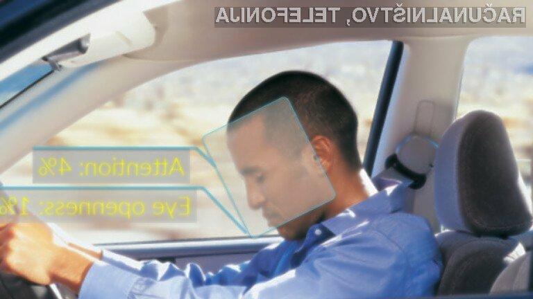 Tehnologija naj bi v bodoče preprečila marsikatero prometno nesrečo kor posledico zaspanosti ali utrujenosti voznika.