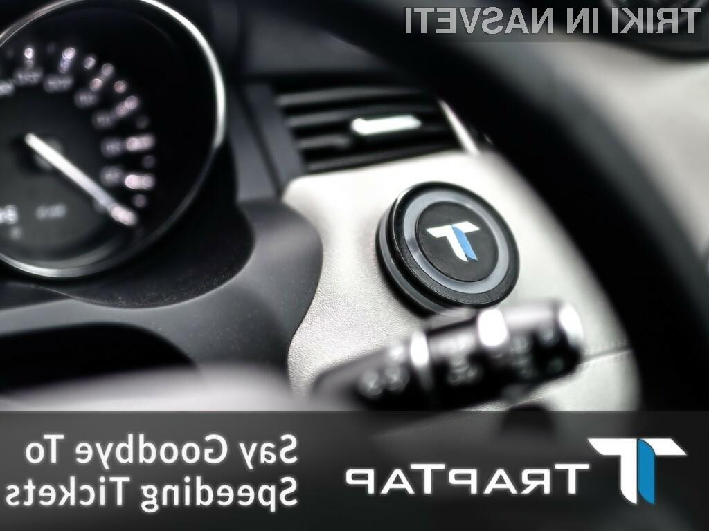 TrapTap v boju proti kaznim.