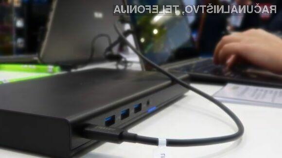 Zunanja grafična kartica Acer Graphics Dock znatno poveča grafično zmogljivost prenosnika.