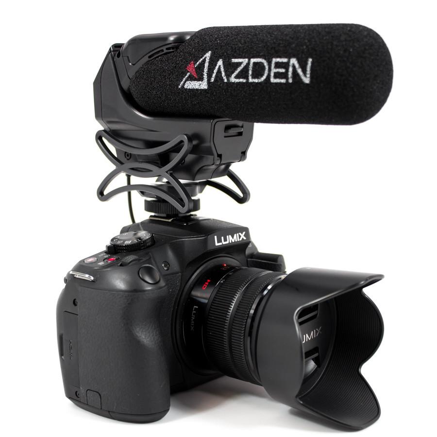 Azden mikrofoni za DSLR kamere