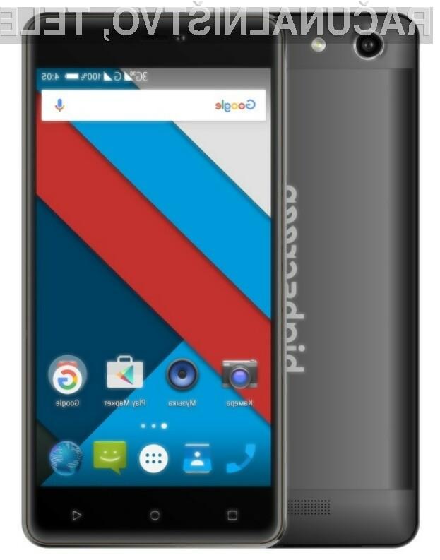 Ruski pametni mobilni telefon Highscreen Power Rage za malo denarja ponuja veliko.