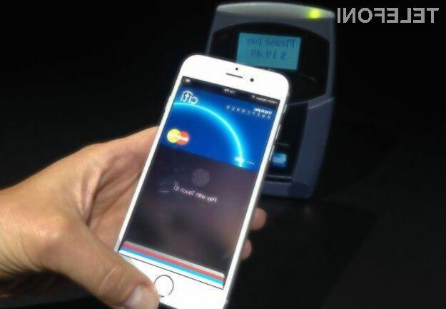 Uporabniki mobilnih naprav Apple bodo kmalu lahko plačevali kar preko mobilnega brskalnika Safari!