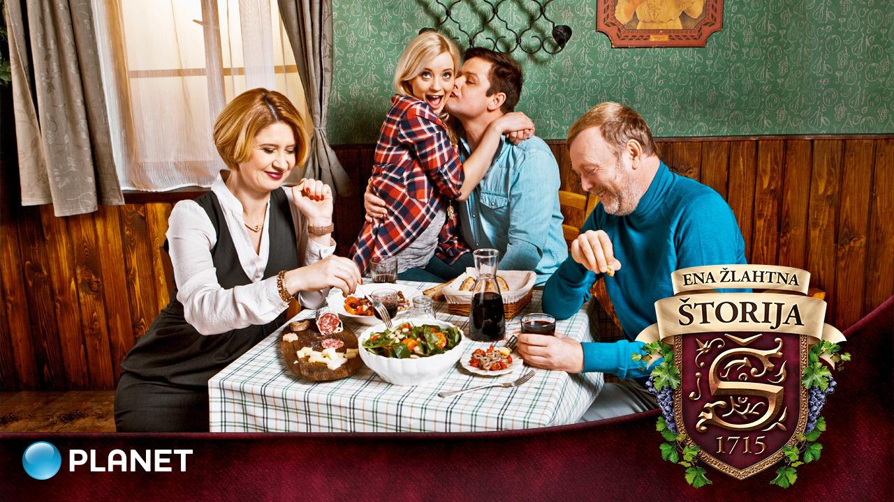 Serija Ena žlahtna štorija se z novo sezono vrača na SiOL TV