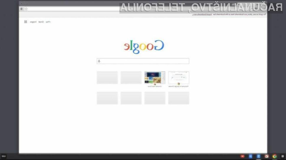 Novi Google Chrome 50 vas bo zagotovo pustil brez besed!