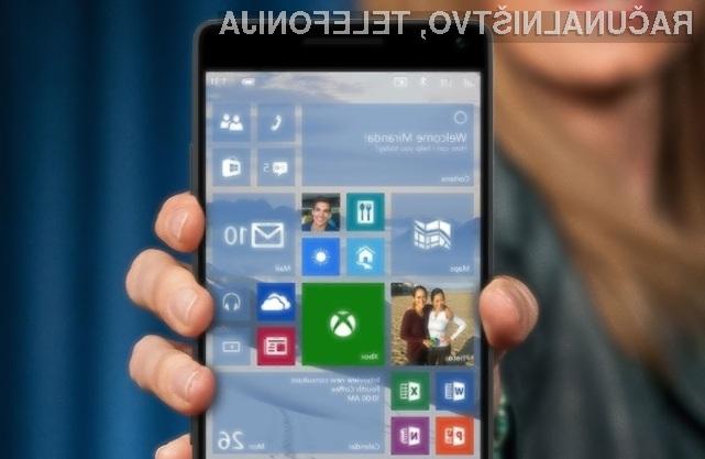 Windows 10 Mobile s 64-bitno podporo bo namenjen predvsem mobilnim napravam višjega cenovnega razreda.