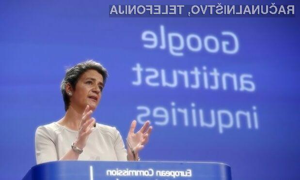 Google se bo moral pred evropsko komisijo zagovarjati zaradi prednameščenih aplikacij na Androidu!