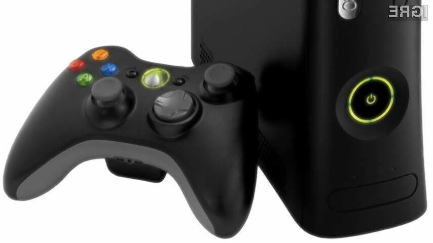 Igralna konzola Microsoft Xbox 360 je na trgu »zdržala« kar 10 let!