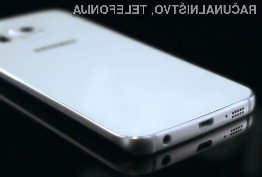 Pametni mobilni telefoni Samsung so zasedli kar prvih pet mest na lestvici priljubljenosti!