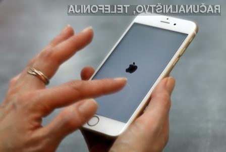 Uporabnikom mobilnih naprav Apple priporočamo čimprejšnjo posodobitev mobilnega operacijskega sistema iOS na različico 9.3.1.