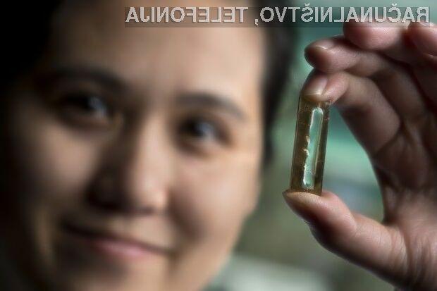 Novo baterijo lahko napolnimo več kot 200 tisoč krat brez izgube na zmogljivosti.