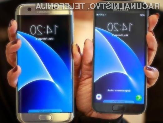 Podjetje Samsung je s pripravo pametnega mobilnega telefona Galaxy S7 zadelo v polno!