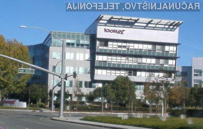 Yahoo bi lahko pristal v rokah podjetja Google.