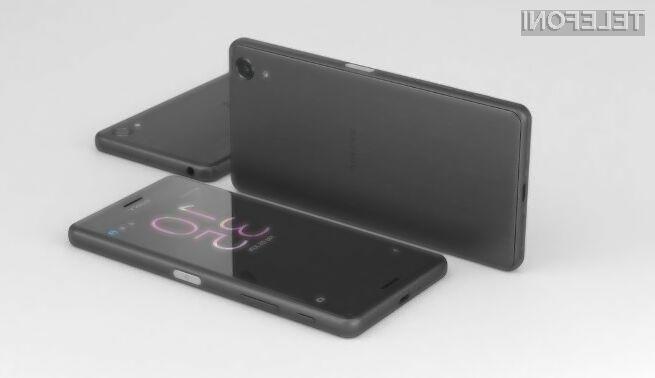 Pametni mobilni telefon Sony Xperia X Premium bo kot nalašč za filmofile.