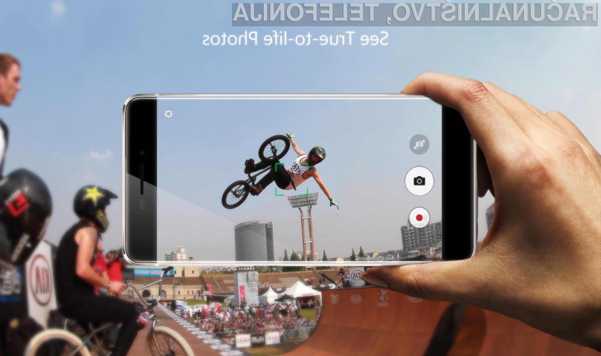 Novi mobilni telefon podjetja Ulefone bo zlahka opravil z vso konkurenco.