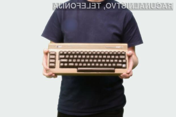 Igralna konzola The 64 je namenjena igranju iger, ki so bile pripravneje za legendarni Commodore 64.