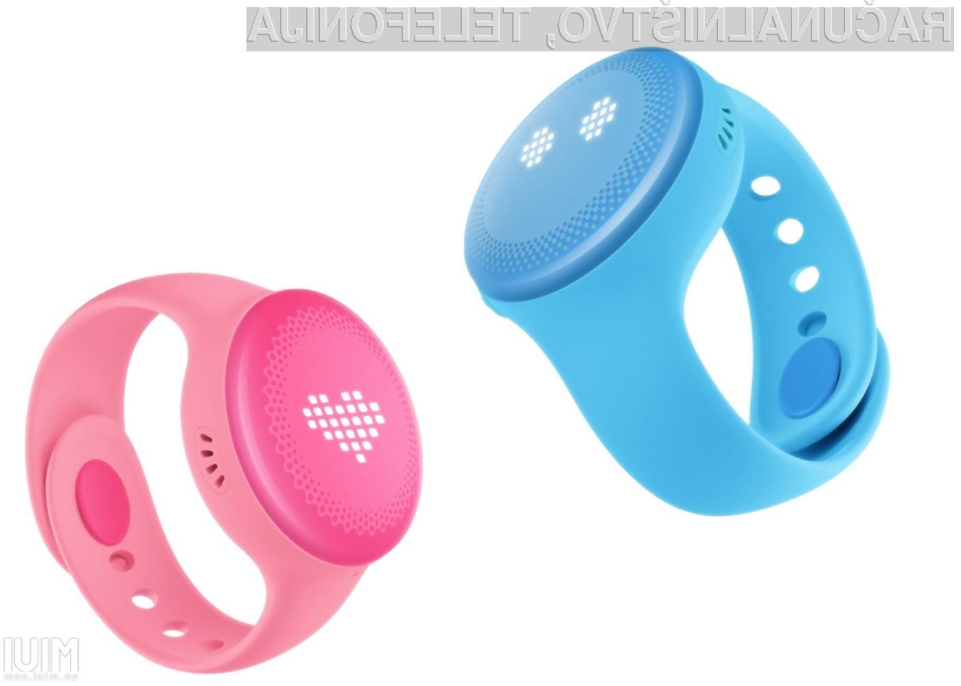 Malčki bodo nad pametno ročno uro Xiaomi Mi Bunny Smartwatch zagotovo navdušeni!