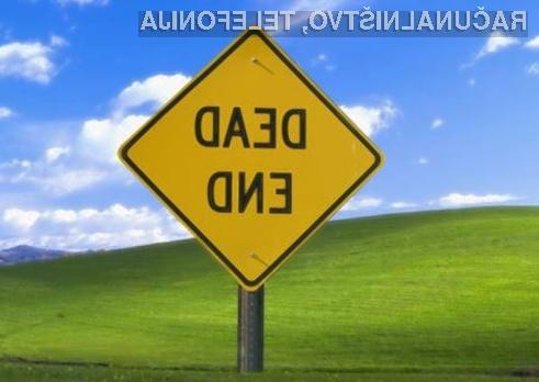 Windows XP bo kmalu ostal brez vseh uporabnih programov in spletnih storitev!