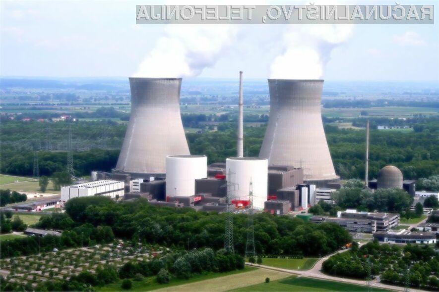 Nemška jedrska elektrarna Gundremmingen jo je tokrat na srečo odnesla brez posledic!