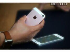 Vstopna različica pametnega mobilnega telefona iPhone 7 naj bi ponujala 32 gigabajtov prostora za shranjevanje podatkov.