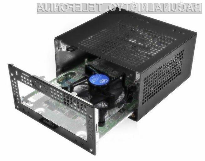 Miniaturni osebni računalnik ASRock Mini-STX je ppovsem rimeren tudi za najzahtevnejša opravila!
