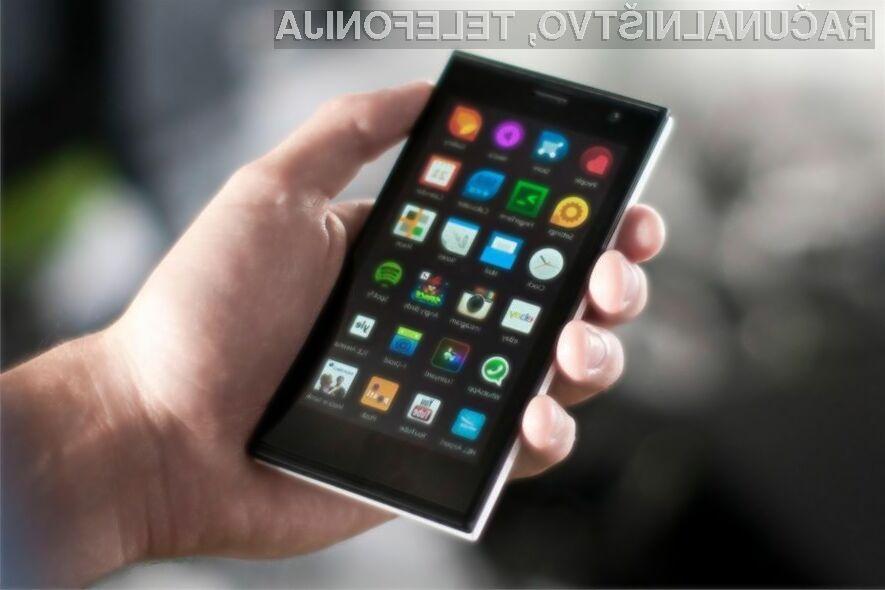 Finsko podjetje Jolla se mobilnemu operacijskemu sistemu Sailfish OS vsaj zlahka ne bo odpovedalo.