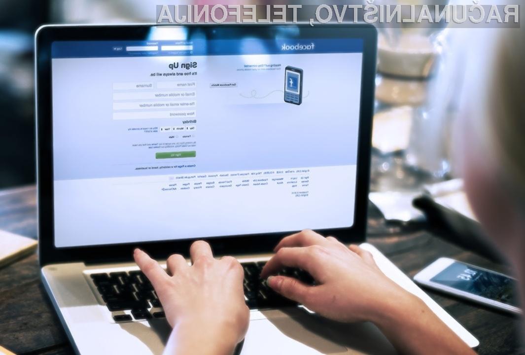Za neprimerno objavo na Facebooku bi lahko starše v Franciji doletela denarna kazen v višini kar 45 tisoč evrov!