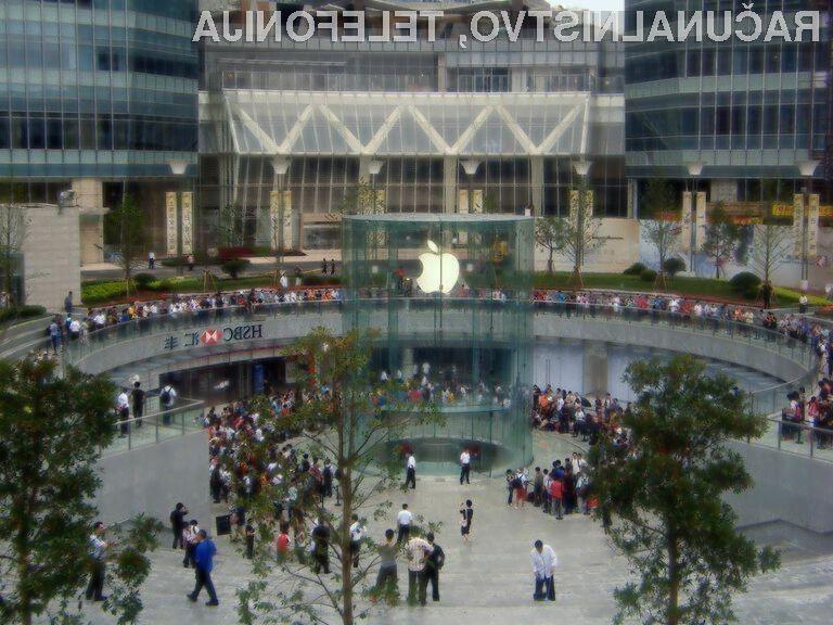 Blagovna znamka Apple je ocenjena na kar preračunanih 136 milijard evrov!