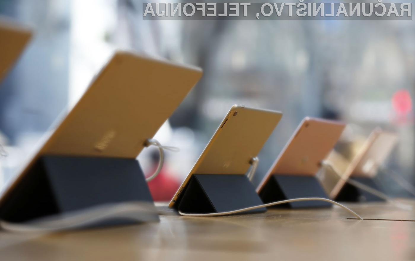 Apple naj bi napako v operacijskem sistemu iOS 9.3.2 odpravil še pred koncem maja.