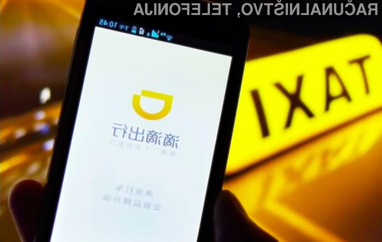 Bo Apple kitajski Uber izkoristil za preizkušanje svojih električnih in samodejno vozečih avtomobilov?