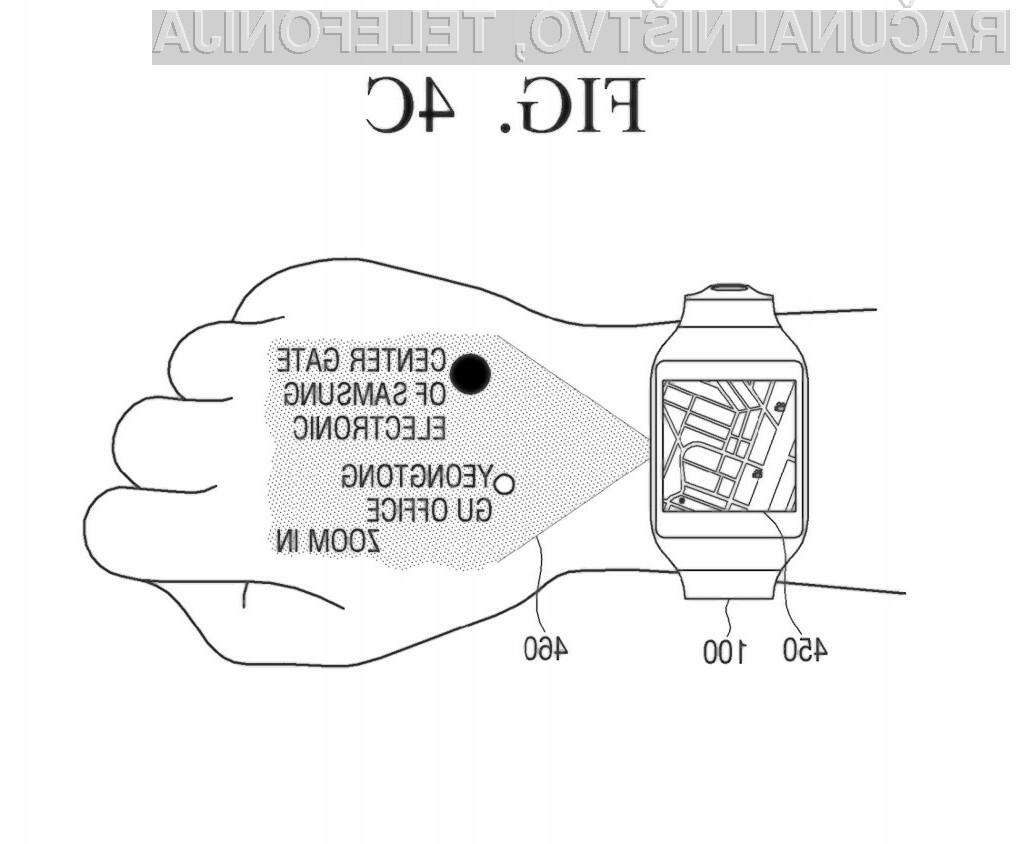 Tehnologija podjetja Samsung bo nedvomno pripomogla k precej bolj učinkovitemu upravljanju s pametnimi ročnimi urami.