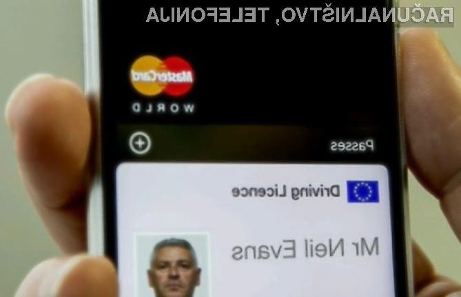 Britanci bodo kmalu večino dokumentov imeli kar na pametnem mobilnem telefonu.