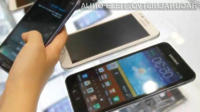 Windows Phone trenutno obvladuje le še 0,7 odstotka svetovnega trga pametni mobilnih telefonov.