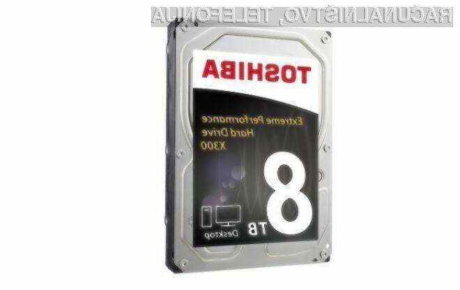 Trdi disk s kapaciteto 8 TB bo kmalu postal del našega vsakdana!