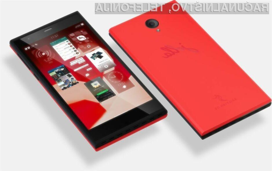 Pametni mobilni telefon Jolla C bodo lahko kupili le srečni posamezniki.