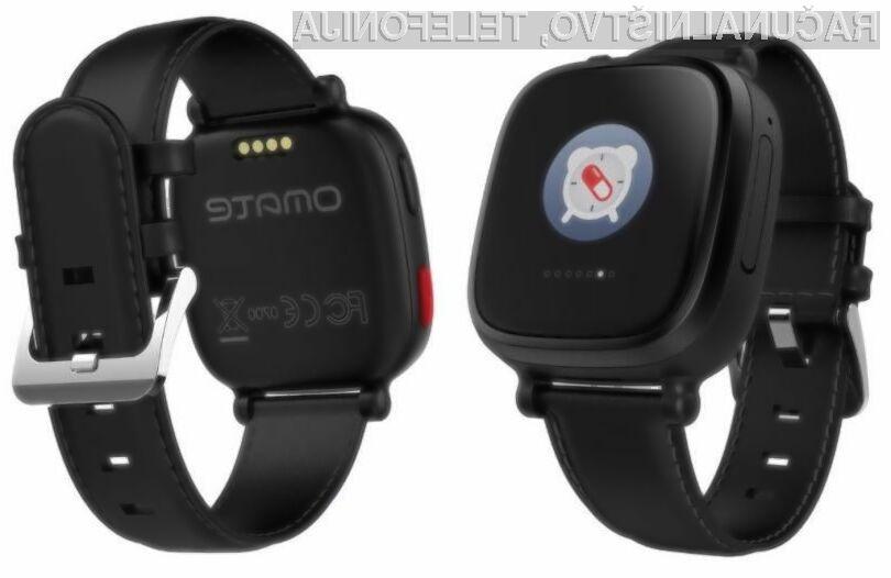 Prva pametna ročna ura Omate Wherecom S3 je prilagojena starejšim uporabnikom!
