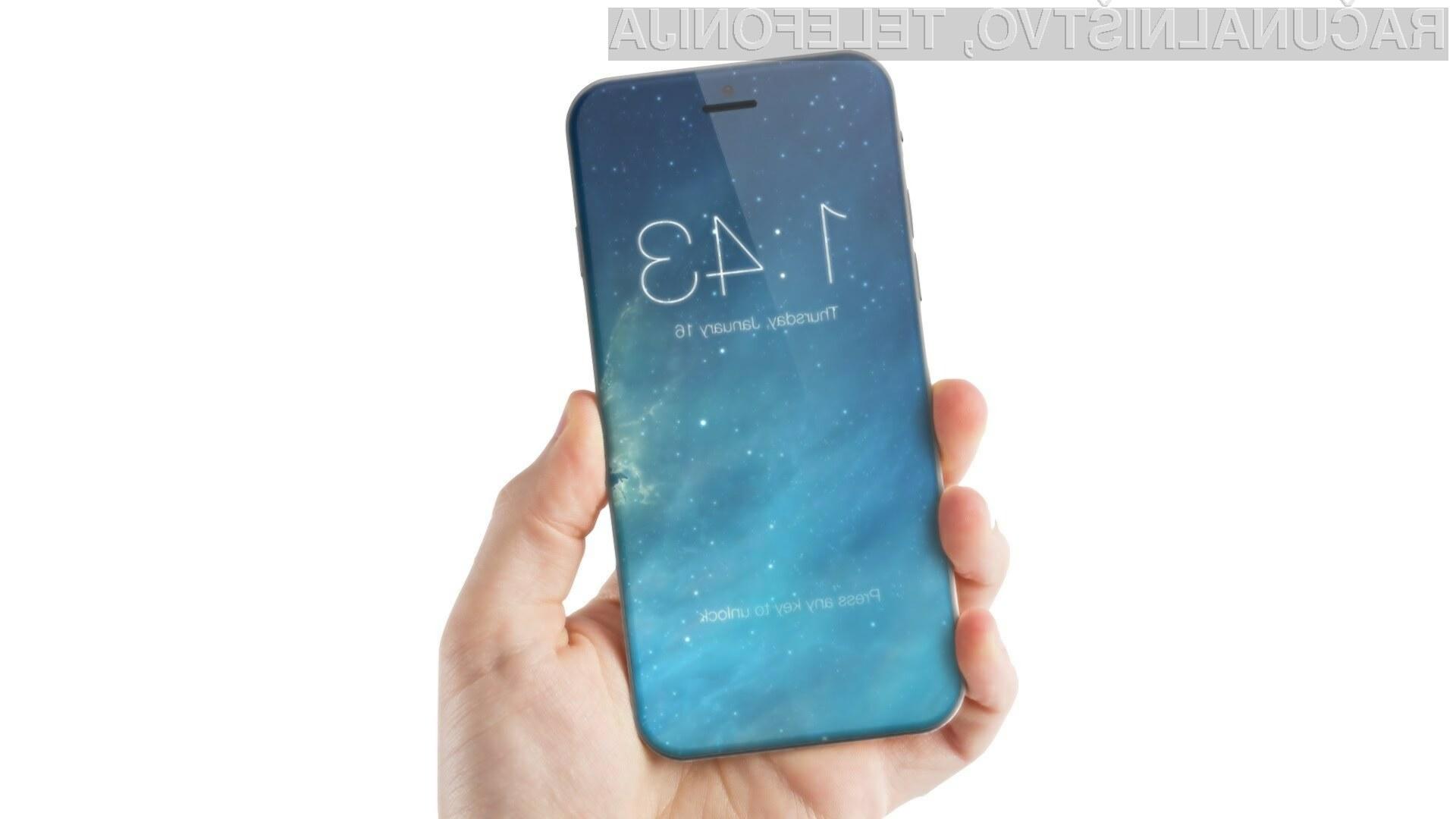 Novi iPhone bo opremljen celo s funkcijami, za katere danes morda sploh ne vemo, da jih potrebujemo.
